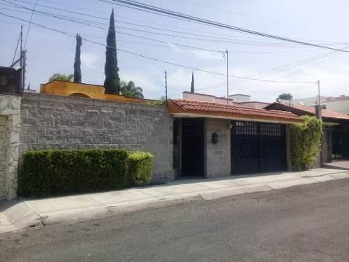Hermosa Casa De Un Piso En Juriquilla (lc)
