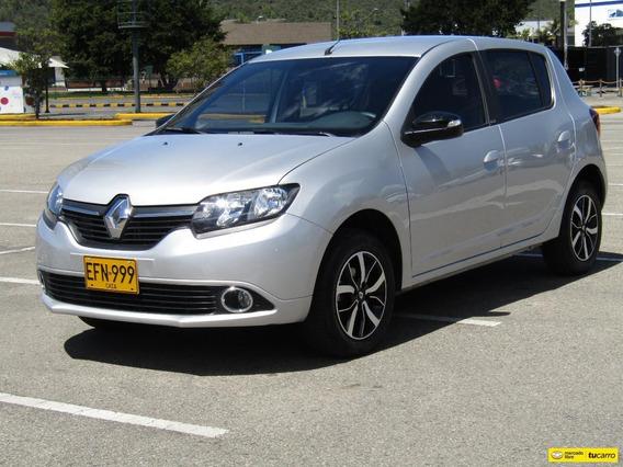 Renault Sandero 1.6 Exclusive