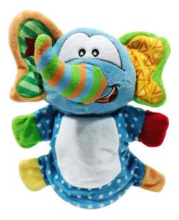 Phi Phi Toys Peluche Titere Con Sonajero