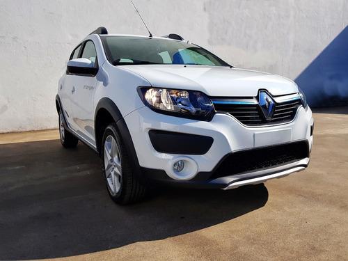 Renault Sandero Stepway Zen Ms - Tomamos Tu Usado