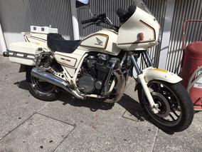 Honda Cbx750 Policial