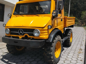 Mercedes-benz Unimog 406
