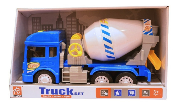 Camion Musical Con Luces Y Sonido Varios Modelos Ck