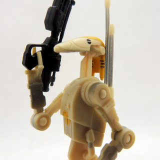 Star Wars Battle Droid The 30th Aniversary Collection 2007 H