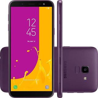 Celular Samsung J6 Violeta 32 Gigas