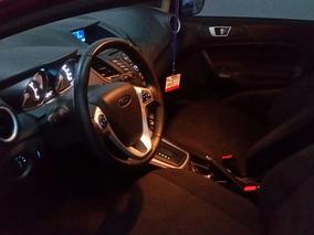 Ford Fiesta 1.6 Se T/a Mt 2016