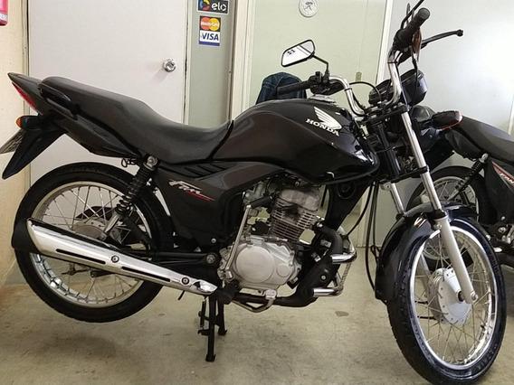 Honda Cg 125 Fan Street
