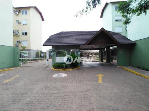 Imagem 1 de 17 de Apartamento À Venda, 62 M² Por R$ 170.000,00 - Vila Nova - Novo Hamburgo/rs - Ap2861