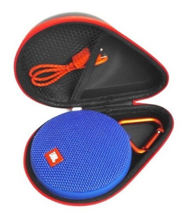 Estuche Funda Protectora Rígida Jbl Clip Parlante Bluetooth