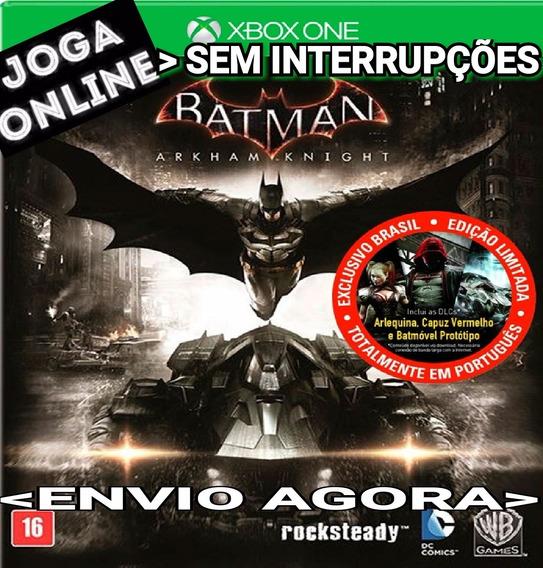 Batman Arkham Knight Xbox One Online Digital Original