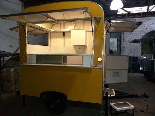 Trailer Food Truck - Novo - Direto Da Fábrica 2020