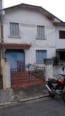 Casa Residencial À Venda, Cambuci, São Paulo. - Ca0034
