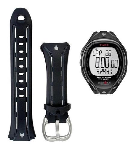 Imagen 1 de 4 de Malla Original Reloj Timex Ironman 250sleek 5k588