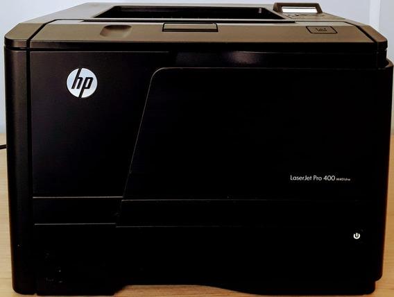 Impressora Hp Laserjet Pro 400 M401dne - Em Ótimo Estado