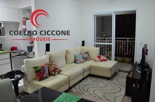 Imagem 1 de 13 de Compre Apartamento Em Santa Paula - V-788