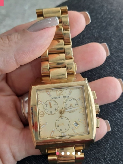 Relógio Michel Kors Semi Novo