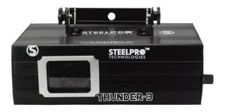 Láser Rgb Thunder-3 Steelpro Figuras Geométricas Y Animadas