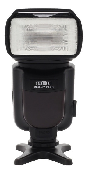 Flash Universal Câmera Para Canon Nikon 6d 5d 7d D3200 D52