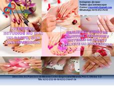 Curso De Manicure, Pedicure Y Esmaltado