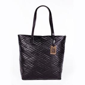 Bolsa Couro Metalasse Grande Smart Bag