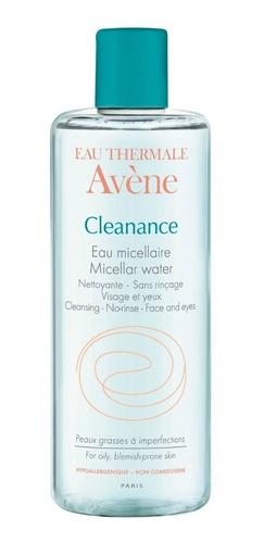 Avene Cleanance Agua Micelar Limpiadora Pieles Grasas Con Imperfecciones