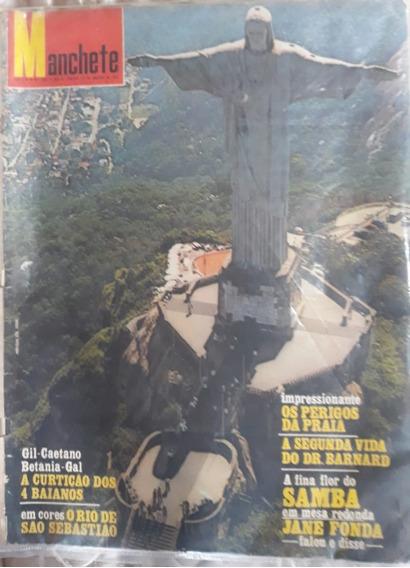 O Rio De Janeiro Na Revista Manchete / Jfsc