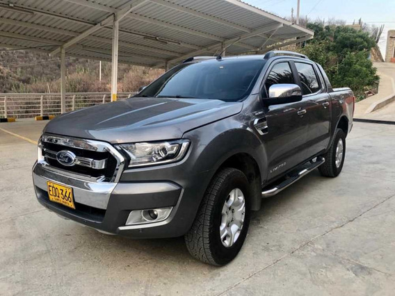 Ford Ranger 3.2 Limited Diesel Automatica