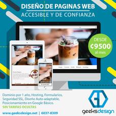 Diseño De Paginas Web De Pago Mensual
