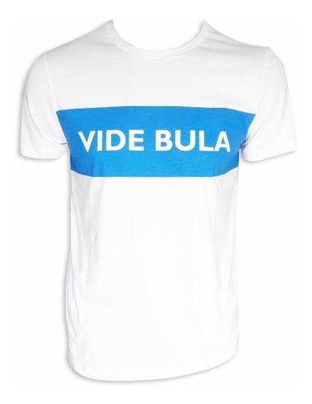 Camisa Masculina Vide Bula