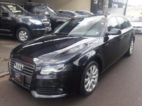 Audi A4 2.0 Avant 16v Tb Fsi Multitronic Preto 2012