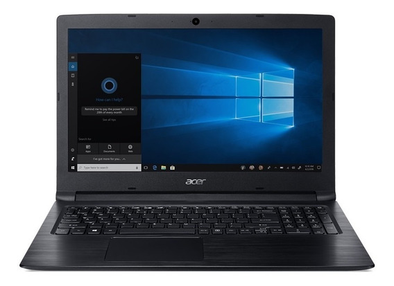 Notebook Acer Aspire 3 A315-53-55dd Intel® Core I5-7200u 4g