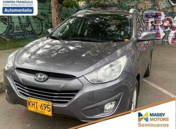 Hyundai Tucson Ix35 At 4x4