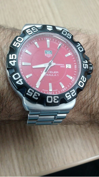 Tag Heuer Wah 1112 - Somente Relógio