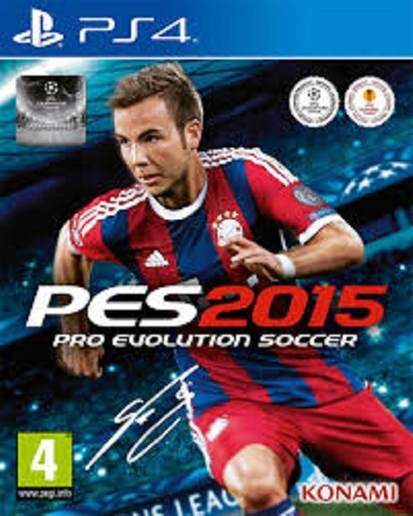Pes 2015 - Ps4 - Psn - Original 1 Em Midia Digital