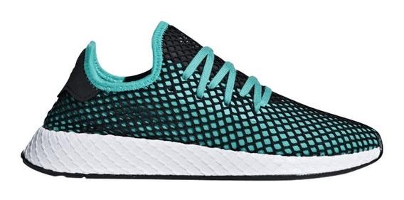 adidas Originals Deerupt Runner Verde Correr Tenis Gym