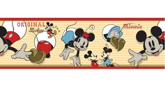 Guarda Vinilica Muresco Disney Mickey 2581/1