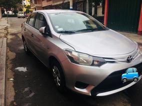 Toyota Yaris 2015 Cnv Glp