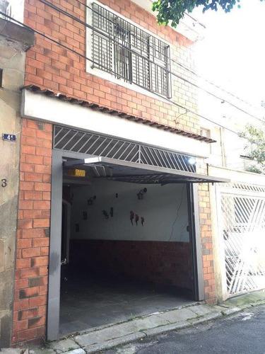 Sobrado Residencial À Venda, Vila Prudente, São Paulo - So0905. - So0905