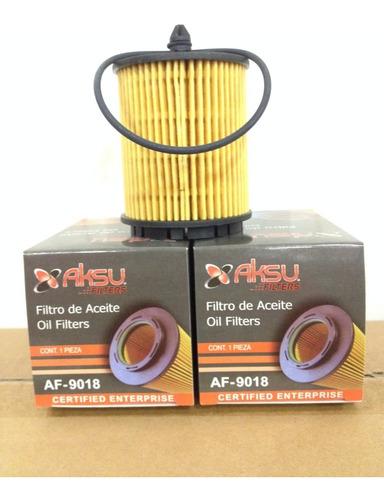 Filtro Aceite Para Chevrolet Orlando 2.4, Astra 2.2. Af-9018