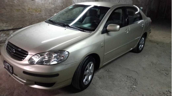 Toyota Corolla 1.8 Xei 2004