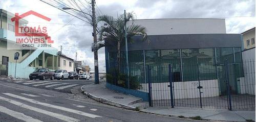 Imagem 1 de 11 de Galpão À Venda, 242 M² Por R$ 1.260.000 - Pirituba - São Paulo/sp - Ga0052