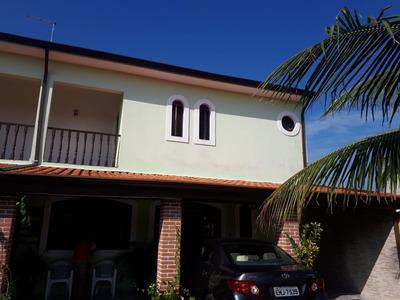 Lindíssima Casa Em Itanhaém Com 4 Dorm E 10 Vagas 330 Mil