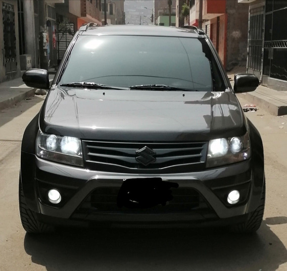 Suzuki Nomade Full