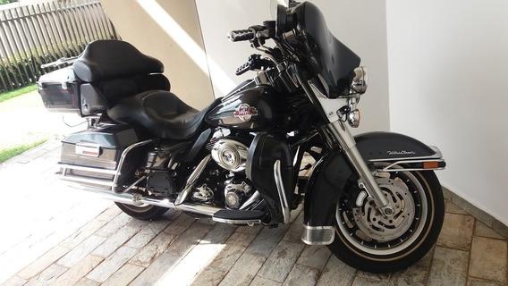 Harley-davidson Electra Glide Ultra Cassic