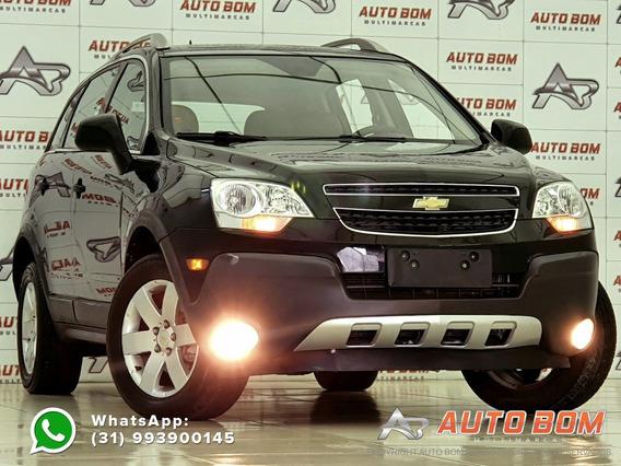 Chevrolet Captiva Sport 2.4 171cv Interior Caramelo