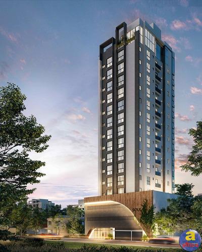 Imagem 1 de 8 de Apartamento 2 Suítes, 1 Vaga De Garagem No Morretes Em Itapema/sc - Imobiliária África - Ap00492 - 69801862