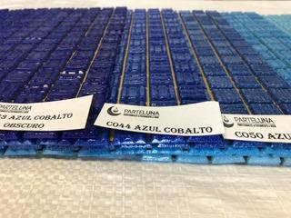 Mosaico Veneciano Azul Cancún B011 $225/mt2 Promo Oferta