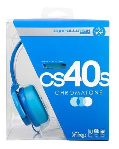 Audifonos Diadema Cs40s Chromatone Con Micro