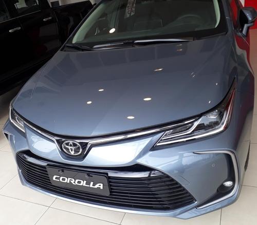 Corolla Seg 2.0l At 170 Cv Linea  Nueva Conc Oficial Let