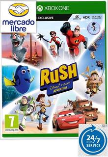 Rush A Disney Pixar Adventure Xbox One Local
